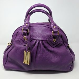 HP! Marc by Marc Jacobs Aiden Leather Satchel